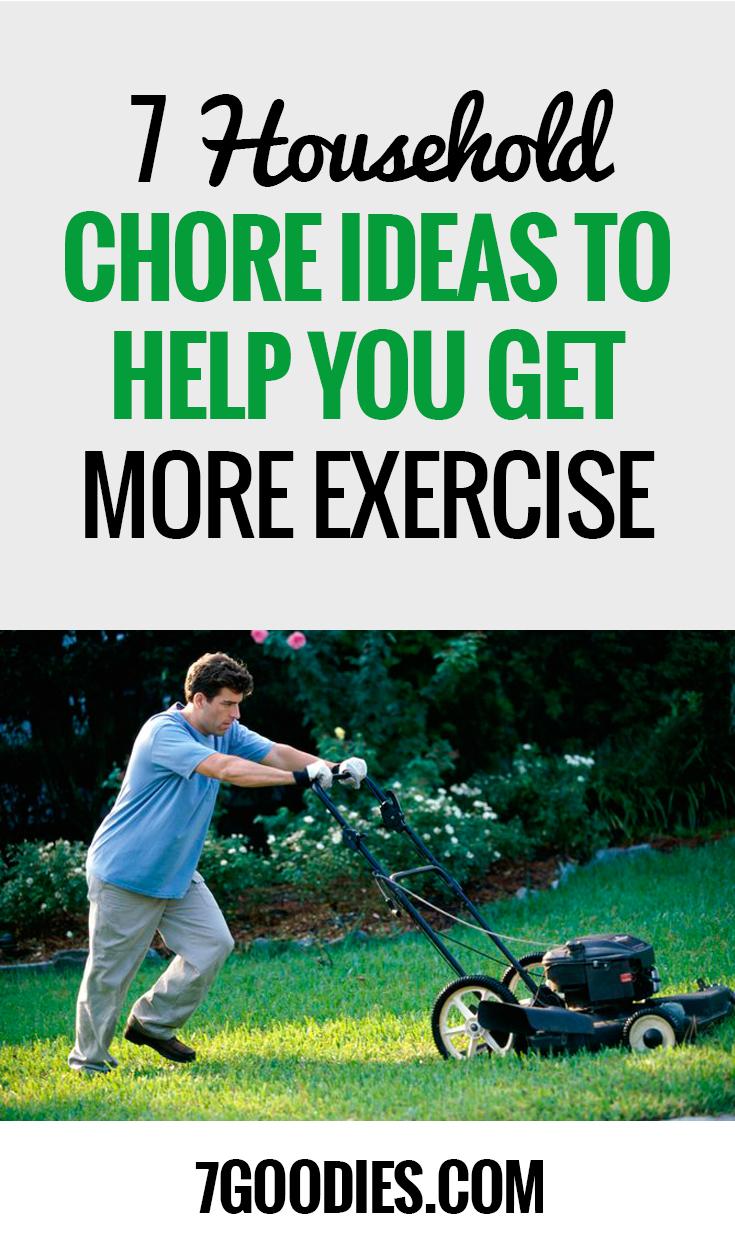 household chore ideas