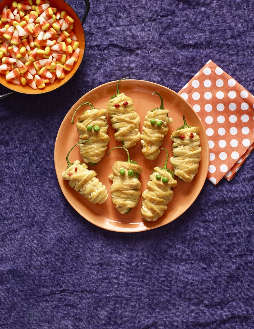 Hot Pepper Mummies