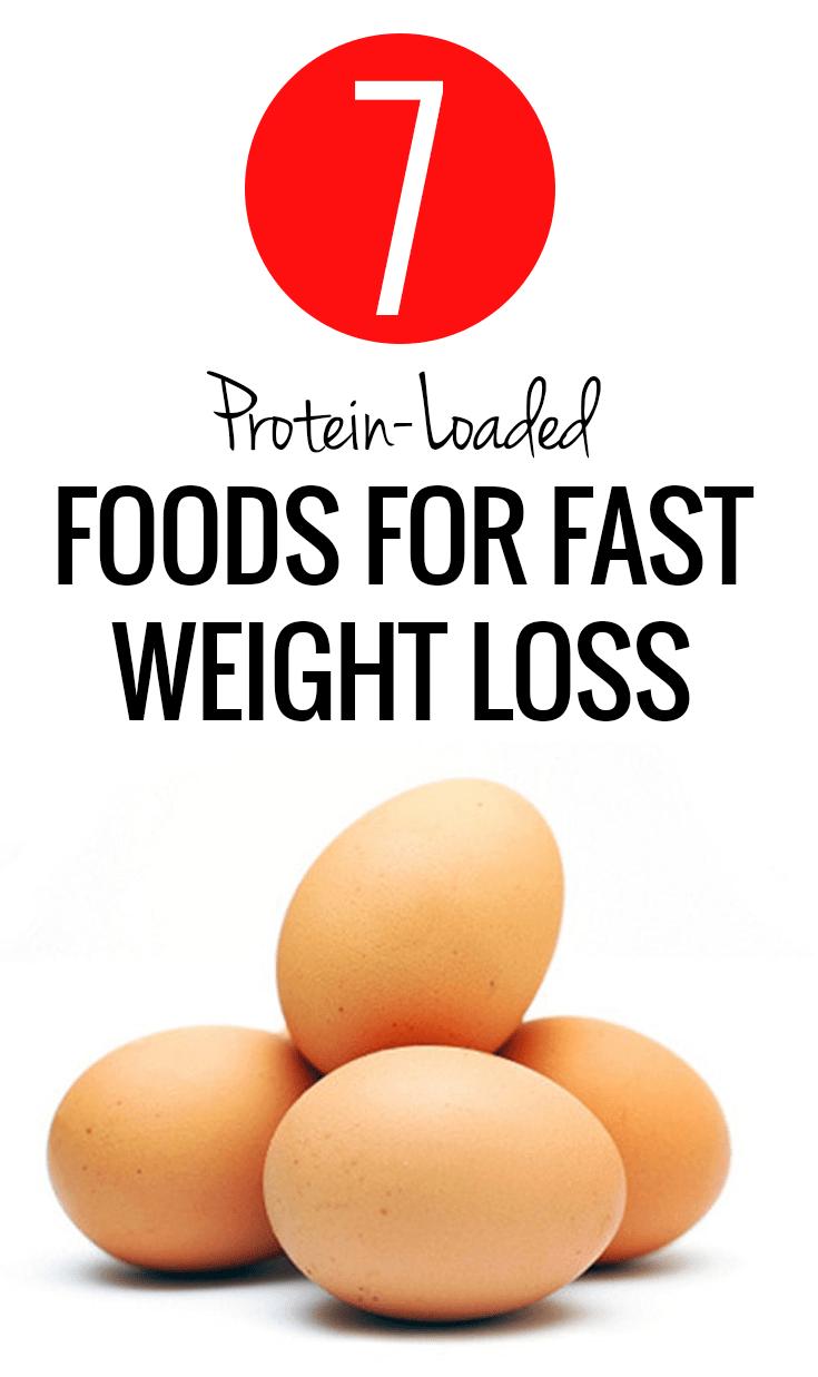 protein rich foods