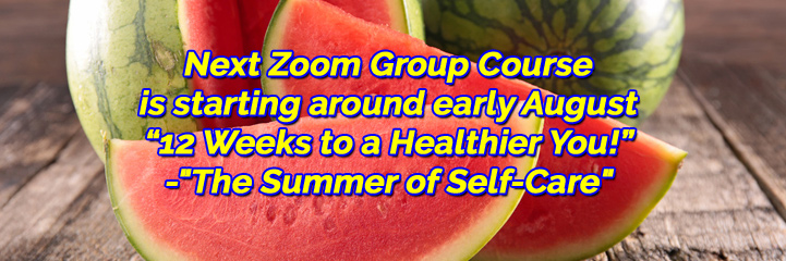 12 Week Group Course