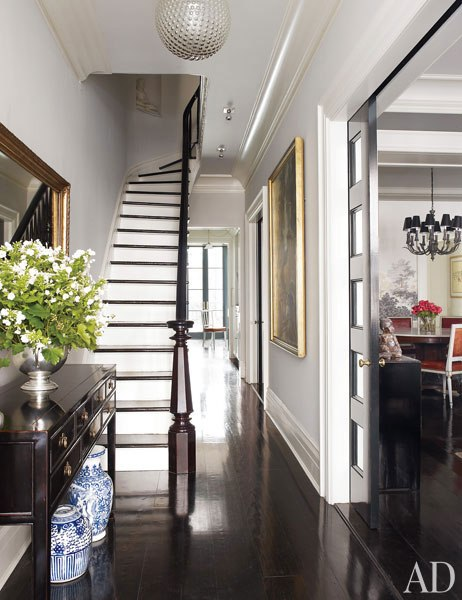 AN EXCLUSIVE LOOK AT BROOKE SHIELDS'S MANHATTAN HOME8