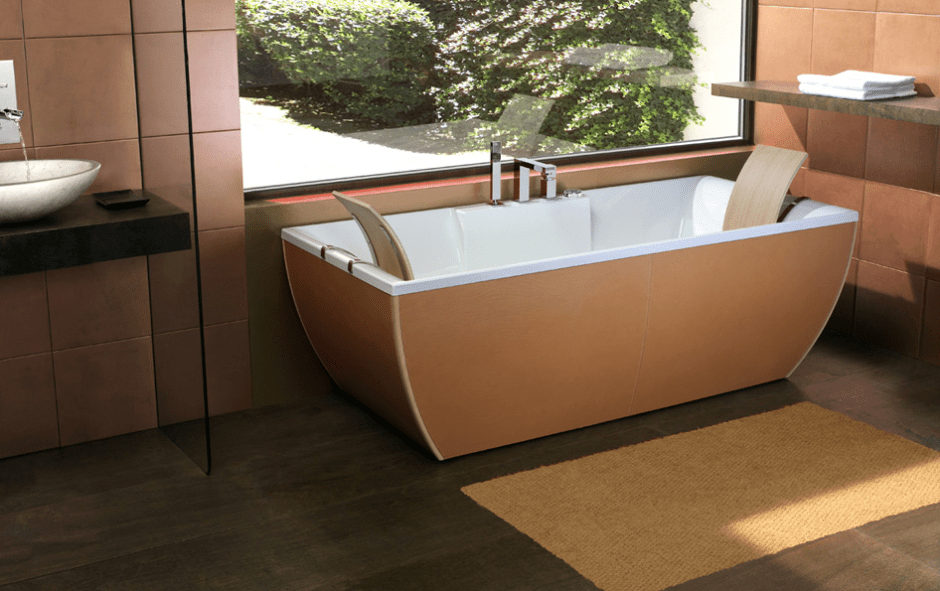 Bathtubs Kali'-Art Natural Leather