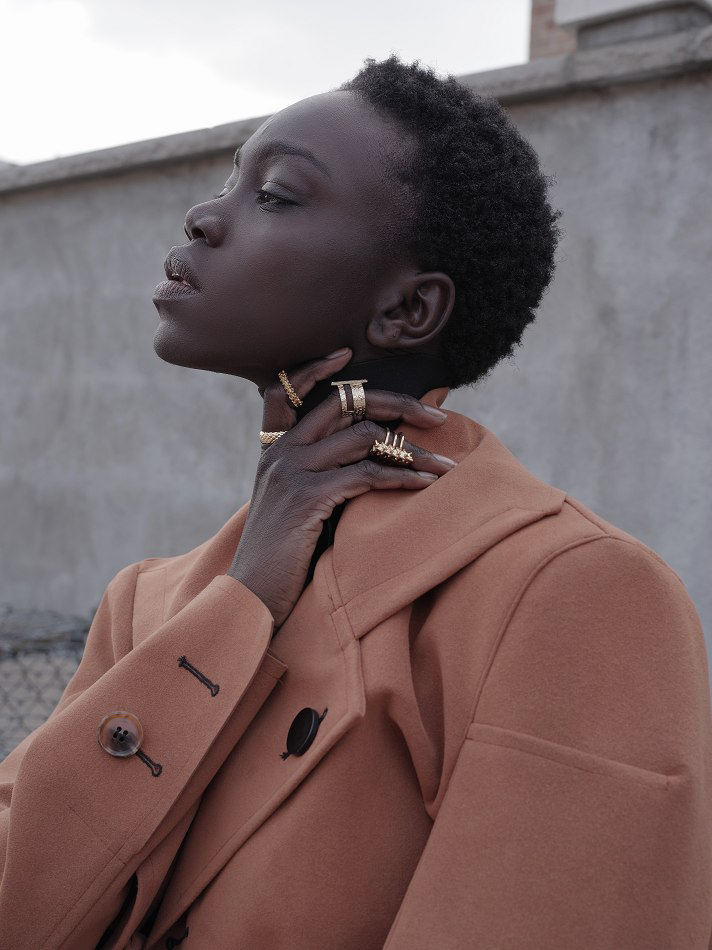 7HuesOnTarget: ModelWatch: Nyamuoch