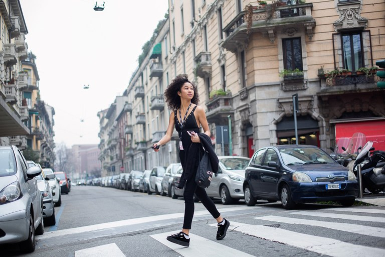 Christina Cooper – Life in Milan – for 7Hues Magazine Issue 15