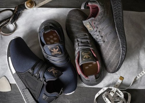Henry Poole x Size x Adidas NMD Collection – 7Hues Footwear