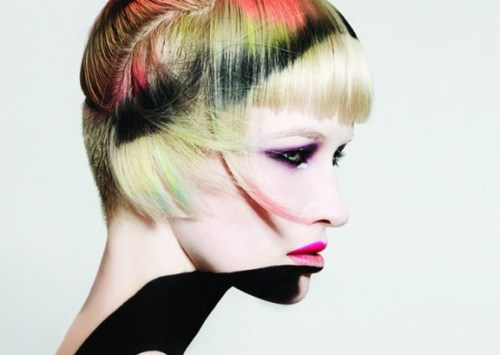 Belinda Keeley collection for Australian Hair Expo 2015 Award – 7HuesHair Inspo