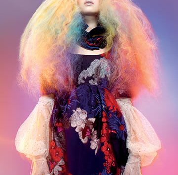Collection of Eugene Souleiman and Josh Wood – 7HuesHair Inspo