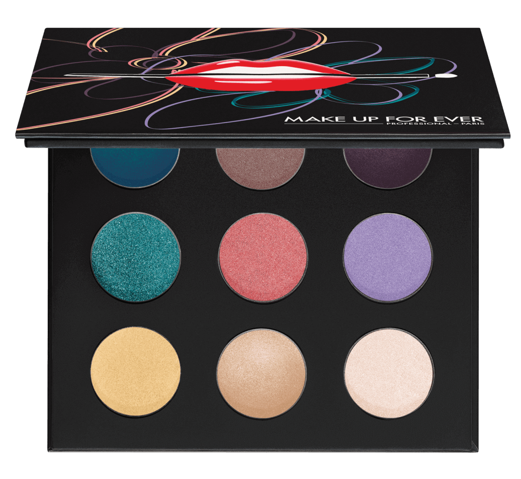 Make Up For Ever Artist Palette Volume 4 – Shadows
