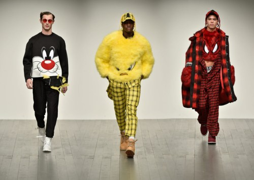 Bobby Abley AW 2018 MENSWEAR – LONDON FASHION WEEK