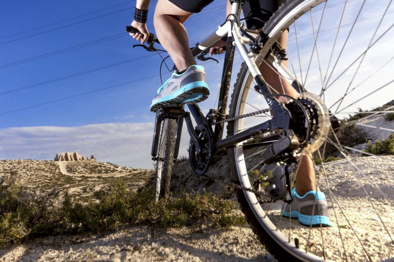 "<span class=""dojodigital_toggle_title"">Mountain bike.Sport and healthy life</span>"