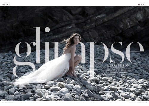 Glimpse by Elsa Dillon for 7Hues Online