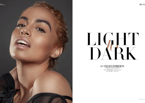 Light to Dark for 7Hues Online by Celso Enrique