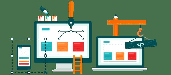عروض تصميم مواقع