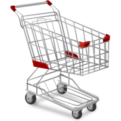 shopping cart icons addons