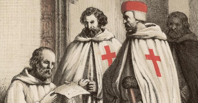 Тамплиеры: военные, священники или банкиры. 155 финансовых историй