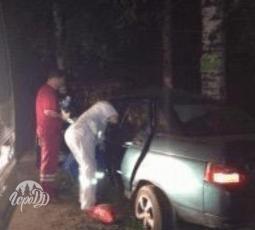 Начинающий водитель разбился насмерть в Димитровграде