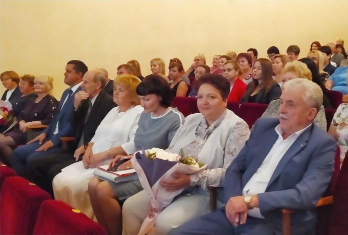 В Скопине прошла районная августовская конференция работников образования