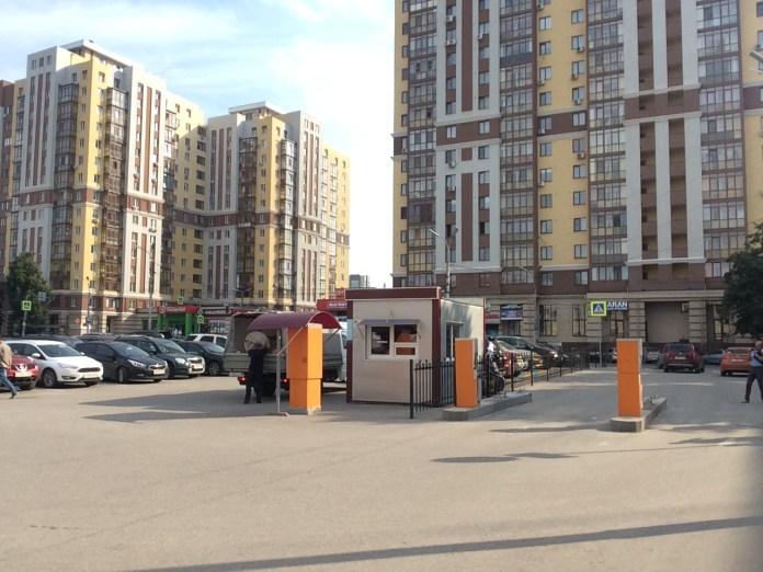 Парковка у вокзала Рязань-1 временно станет бесплатной