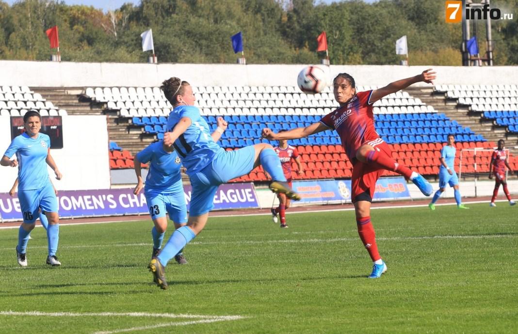 Директор «Рязани-ВДВ» рассказала, за счёт чего удалось сохранить клуб