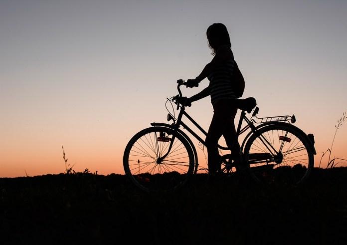 В Захаровском районе женщина украла велосипед из подъезда многоквартирного дома