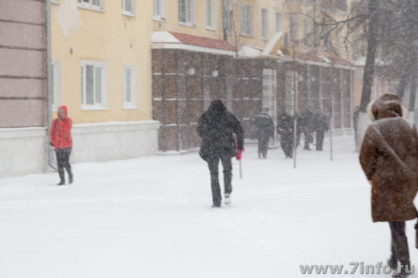 В Рязанской области объявлено метеопредупреждение