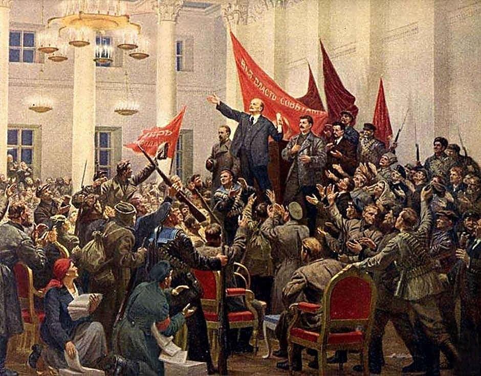 картинки октябрьская революция 1917 года в россии подчеркнул, что вторая