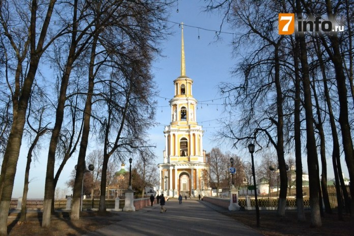 Сердце города – Рязанский кремль