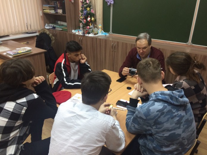 Участникам проекта «МедиаКВН» рассказали об особенностях фотосъёмки