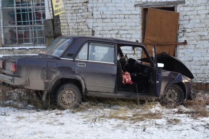Рязанец умер за рулём автомобиля