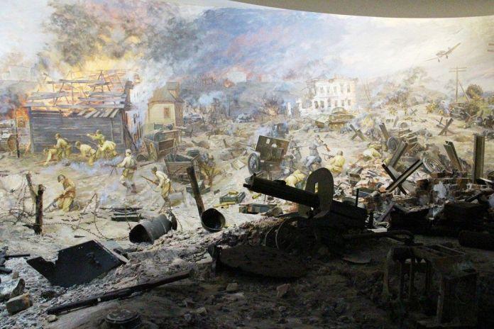 Началась Ржевская битва во время Великой Отечественной войны