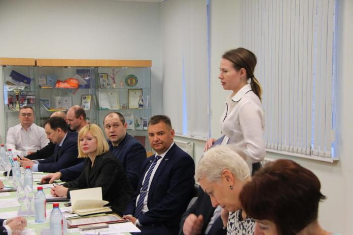 В Рязани состоялось первое заседание общественного совета
