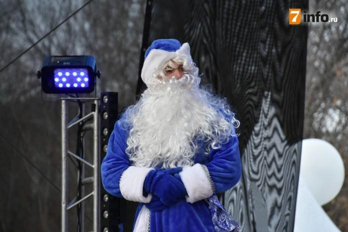 Рязанцы увидели «Свет Рождества»