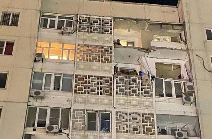 Локальный режим ЧС введен в Элисте после взрыва газа