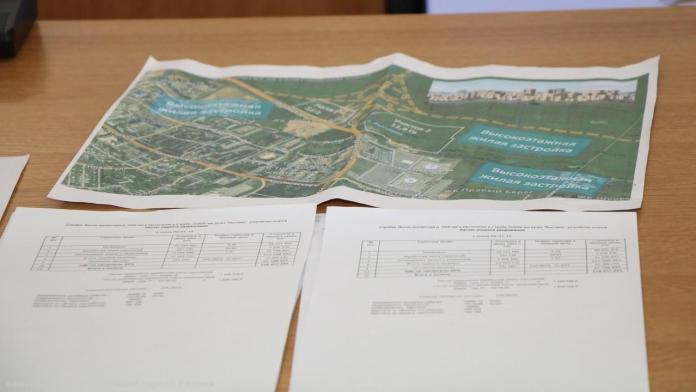В Рязани выбрали новое место для школы в Кальном