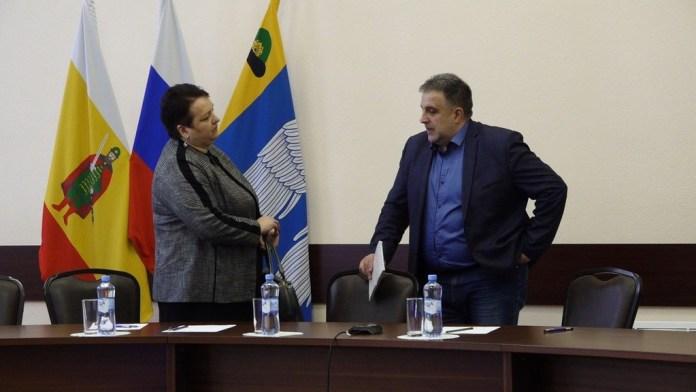 Елена Митина обсудила с жителями Михайловского района поправки в Конституцию РФ