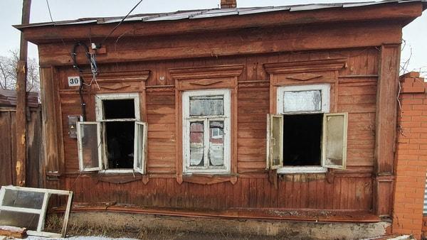 На пожаре в Спасске погиб человек
