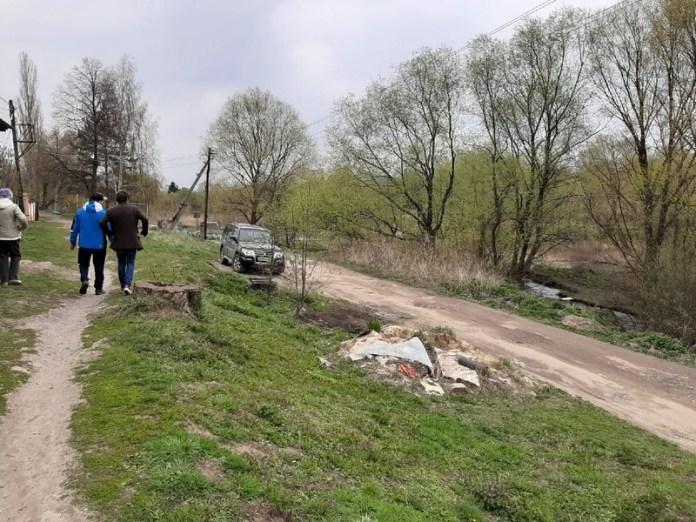 Активисты ОНФ сообщили о загрязнении ручья, впадающего в Оку