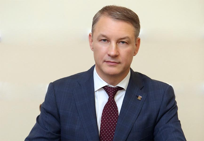 Аркадий Фомин принял участие в спортивном челлендже