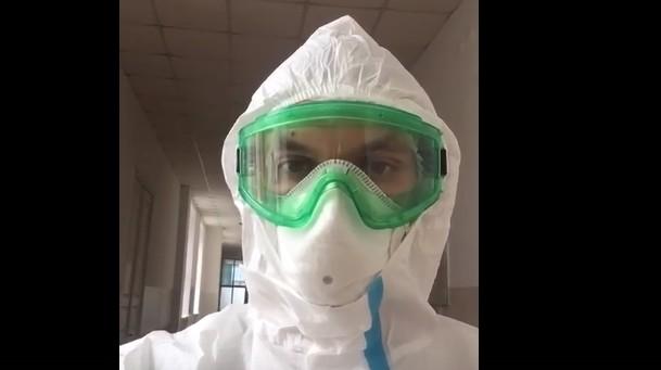 Руководитель инфекционного отделения ОКБ им. Н.А.Семашко обратился к рязанцам
