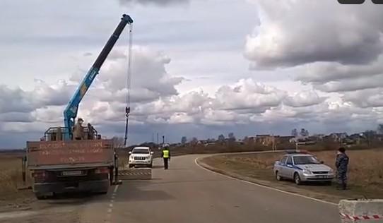 Дорогу в Заокское и Коростово открыли