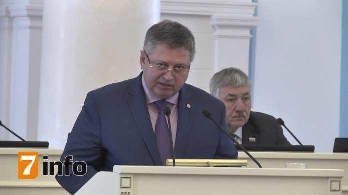 Министр труда Рязанской области заразился коронавирусом