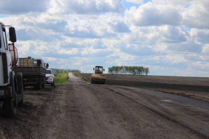 На ремонт участка дороги в Скопинском районе потрачено 140 млн рублей