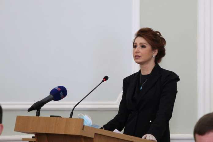Юлия Рокотянская: все решения городская Дума принимает только с учетом мнения рязанцев