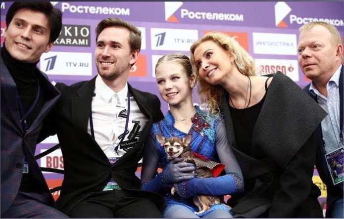 Трусова сделала заявление по поводу перехода к Плющенко