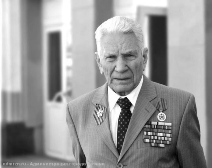 Ушёл из жизни Почётный гражданин Рязани Владимир Инюцын