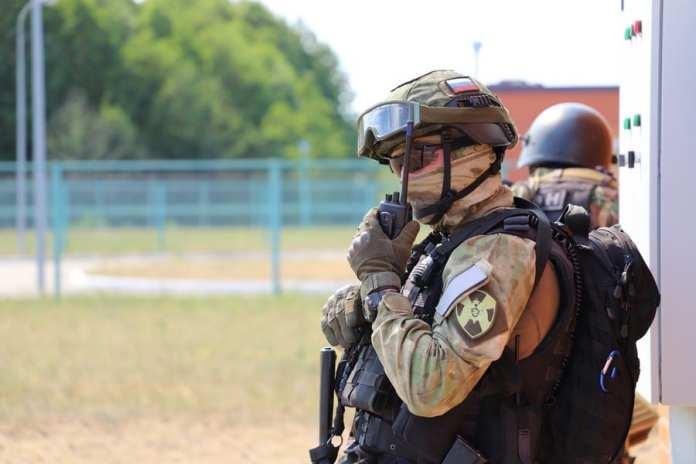 В Рязани состоялись антитеррористические учения