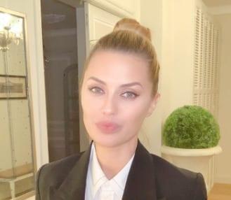 Виктория Боня сообщила, что в ее жизни «случилось чудо»