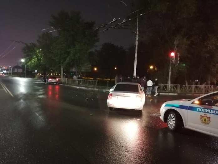 Два человека пострадали в ДТП на Московском шоссе в Рязани