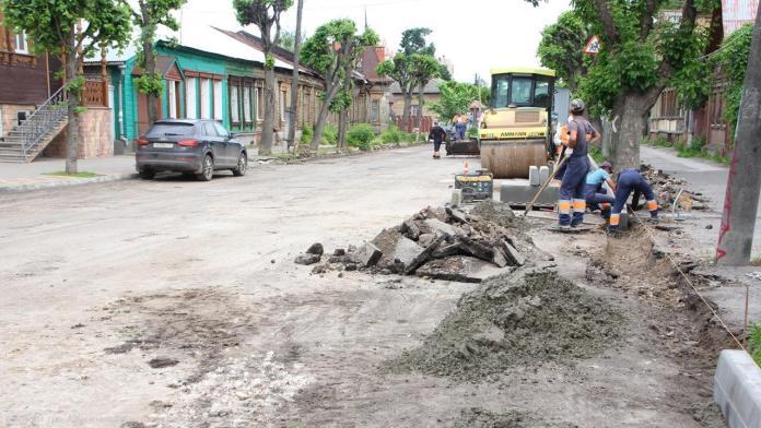 В Рязани жители выбрали дороги для ремонта в 2021 году