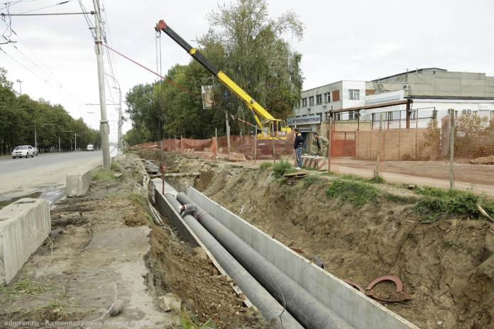 Администрация Рязани рассказала, для чего копают на Куйбышевском шоссе